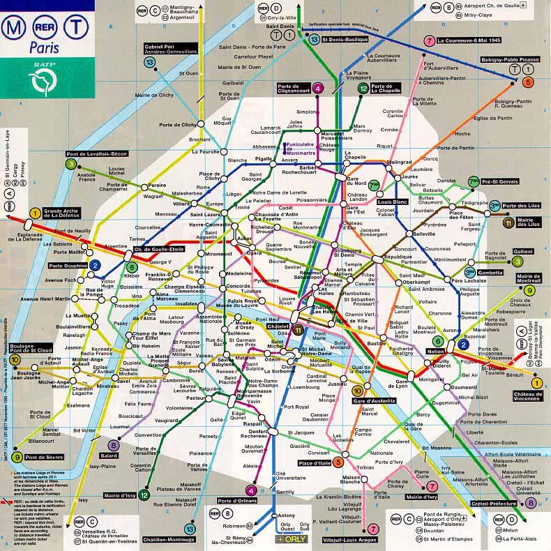 Projet ivry - Metro porte d ivry ...