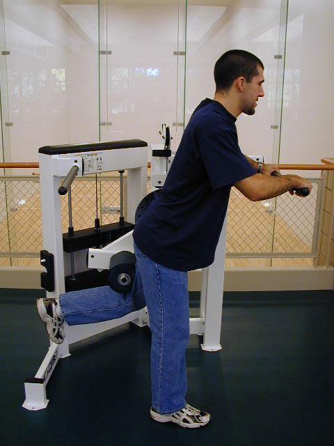 Fitness Center - Gluteus