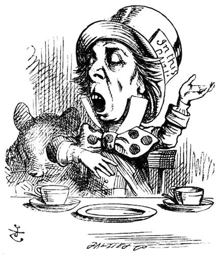 Alices Adventures in Wonderland Mad Hatter 7 Nabear