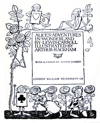 Arthur Rackham 1907