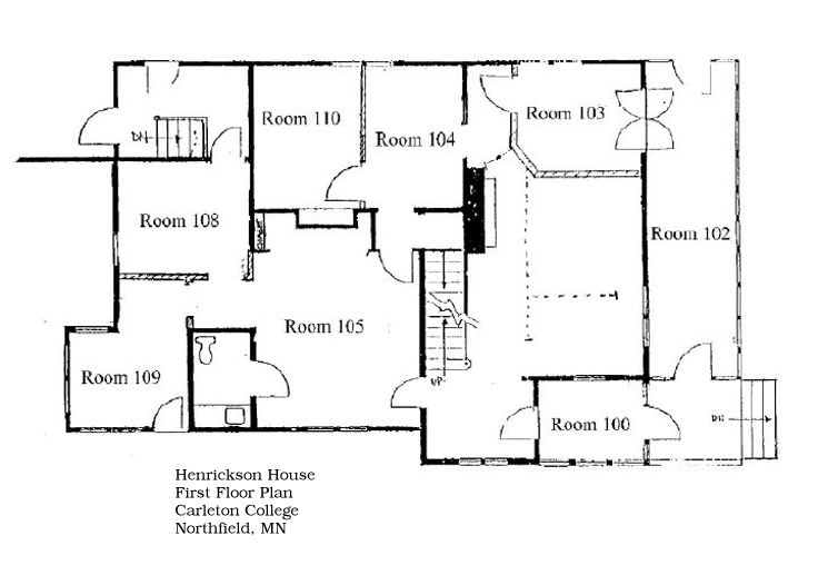 Henrickson house maps for House plan maps free
